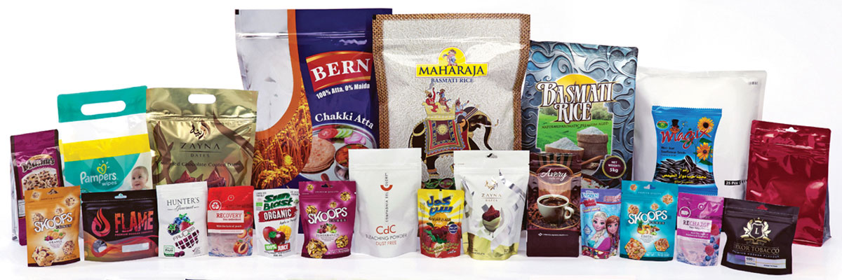 Flexible Pouch Packaging | Flexible Pouches | Emirates Printing Press LLC