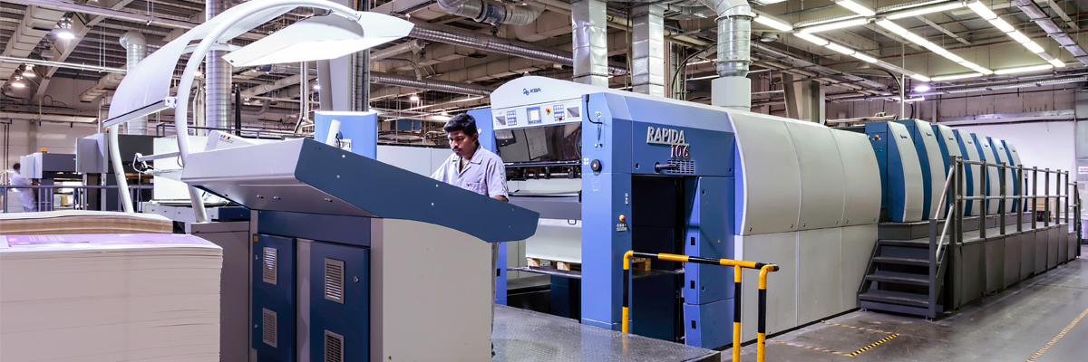KBA Rapida | Printing Equipments | Emirates Printing Press LLC
