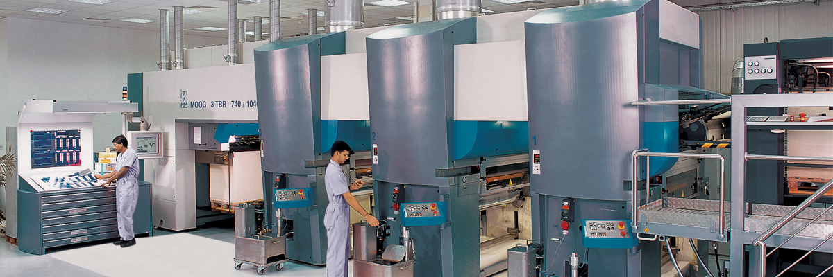 Moog Press | Sheet-fed | Printing Equipments | Emirates Printing Press LLC