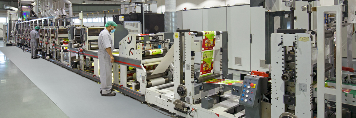 Omet | Printing Equipments | Emirates Printing Press LLC